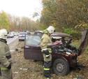 Два человека погибли в аварии в Узловском районе