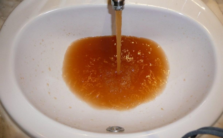 За грязную воду из крана могут начать штрафовать