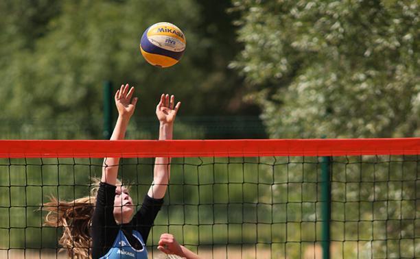 Туляки стали пятыми в чемпионате округа по пляжному волейболу