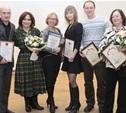 Владимир Груздев наградил журналистов «Слободы»