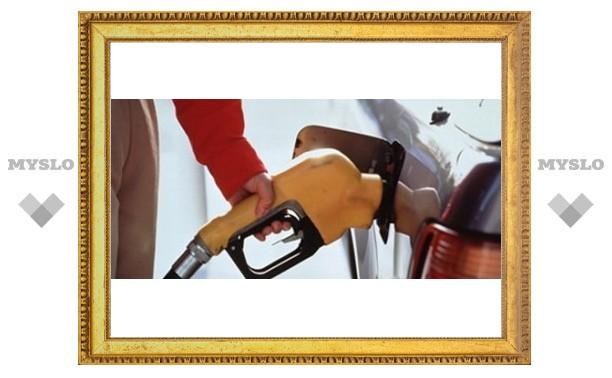 В Туле подорожал бензин