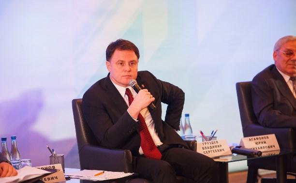 2016 год будет объявлен Годом предпринимательства в Тульской области
