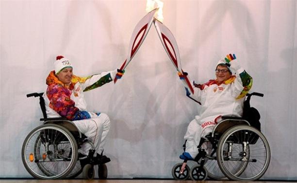 Тула готова к встрече паралимпийского огня!