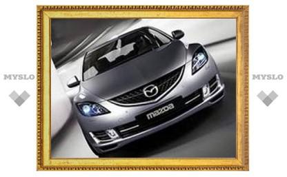 Америка увидела долгожданную Mazda 6 нового поколения