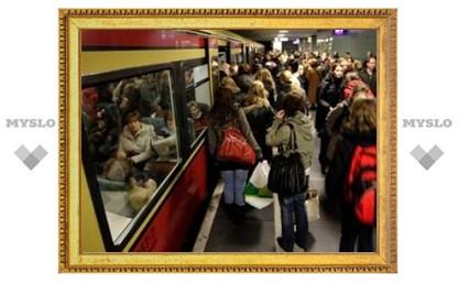 Берлин охватил транспортный кризис