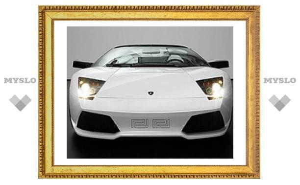 Lamborghini и Versace создали особую версию Murcielago LP 640