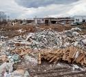 В Туле на берегу Тулицы обнаружен незаконный мусорный полигон