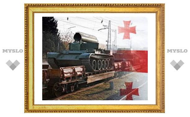 Россия начинает вывод войск из зоны грузино-югоосетинского конфликта