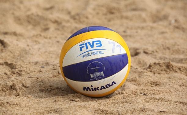 Тульские волейболисты сыграют на пляже Центрального парка Тулы