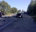 Под Щёкино в тройном ДТП погибла 22-летняя девушка