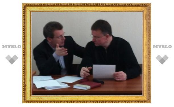Адвокат Вячеслава Дудки хочет лично внести за него миллион рублей залога