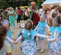 В Ясногорске прошла благотворительная акция «Белый цветок»: фоторепортаж