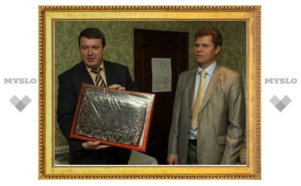 Тульские и белорусские предприниматели заключили контракт на 600 тысяч рублей
