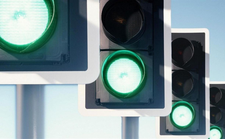 На дорогах Тулы появится «зеленая волна»