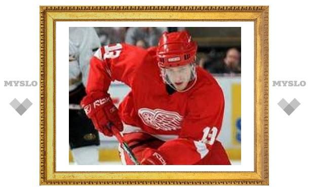 Павел Дацюк забил единственный гол игрового дня в НХЛ