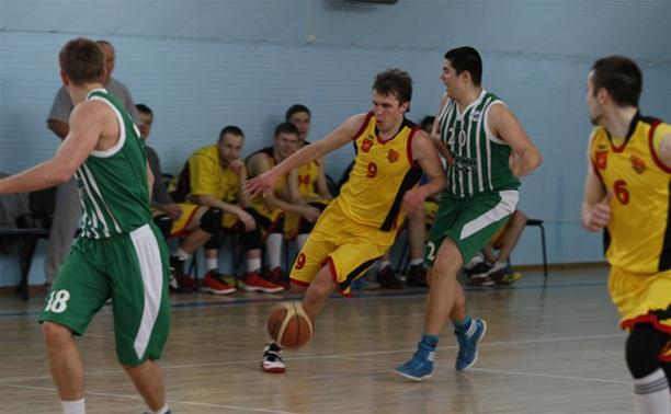 БК «Тула» дважды обыграл баскетболистов из Подмосковья