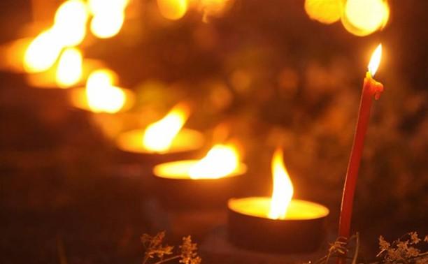 В Туле зажгут «свечи памяти»