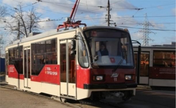 Трамвай №14 изменит маршрут