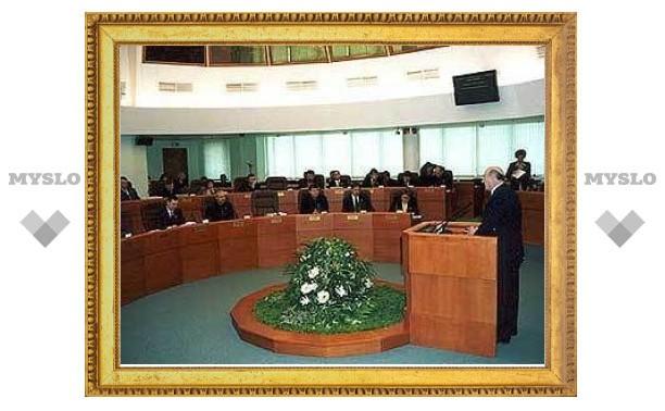 Мосгордума вступилась за Лужкова