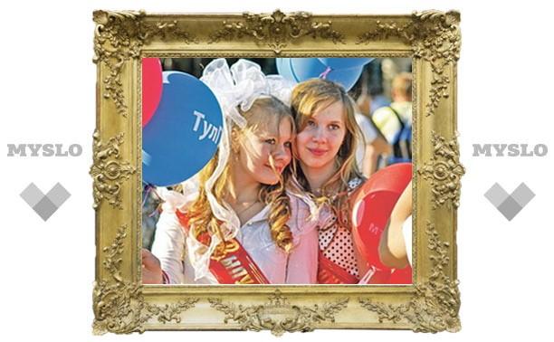"""Выпускной альбом 2011: подарок от газеты """"Слобода"""""""