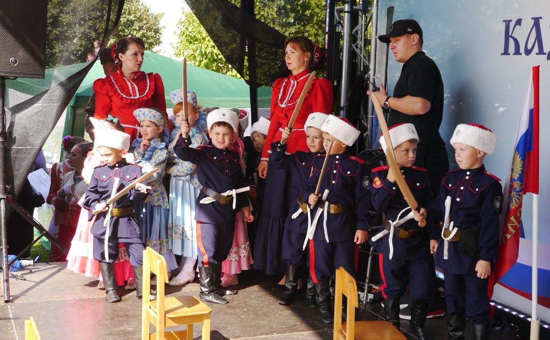 Юные туляки стали лауреатами фестиваля «Казачья станица»