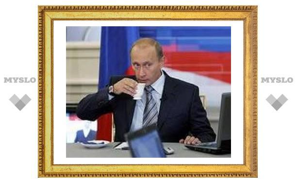 Путин удовлетворил любопытство россиян и жителей казахского Актау