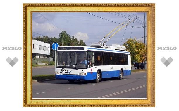 Транспорт в Туле пойдет по-новому