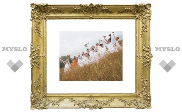 На парад невест вышли двадцать тулячек