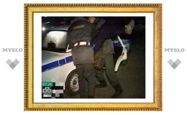 В московском метро совершено нападение на милиционера