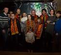 Болельщики встретились с тренером и игроками «Арсенала»