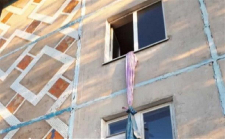 Жительница Богородицка разбилась, спускаясь из окна по простыням: подробности