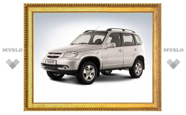 Внедорожник Chevrolet Niva вновь попал под отзыв