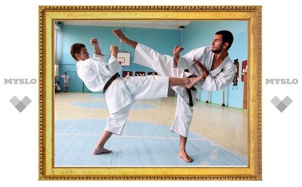 Тульские каратисты доказали, что они – сильнейшие в мире!