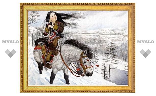 В Туле открылась выставка якутской живописи