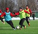 Тульский «Арсенал» продолжает подготовку к весенней части сезона