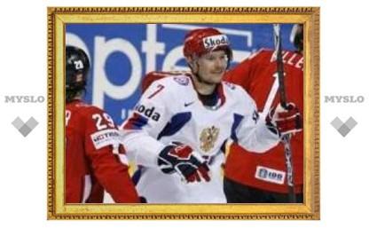 Сборная России выбрала соперника по четвертьфиналу чемпионата мира