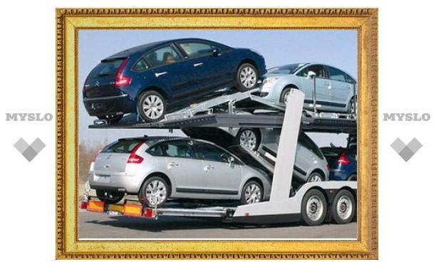 Россия заняла второе место по продажам автомобилей в Европе