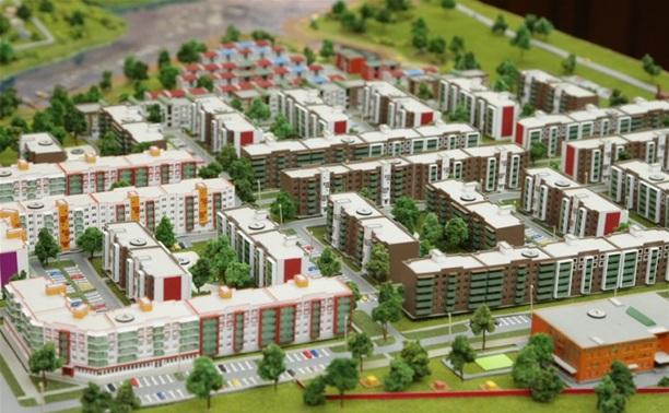 На Одоевском шоссе построят новый микрорайон