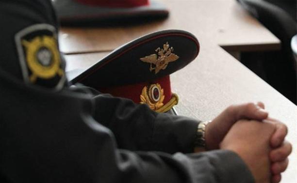 Полицейские Тульской области сдали зачет на знание ПДД