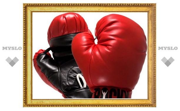 Туляк вышел в финал чемпионата ЦФО по боксу