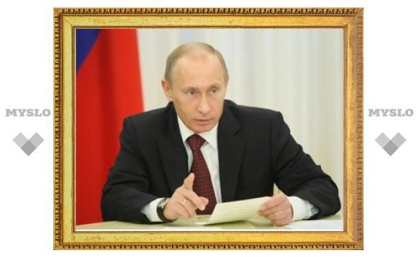 Путин утвердил план победы над пьянством к 2020 году