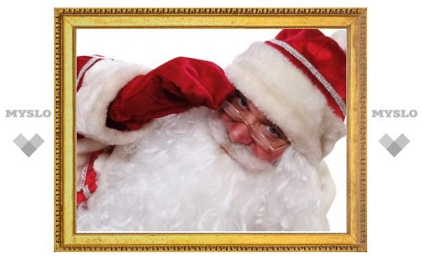 В Тулу едет настоящий Дед Мороз