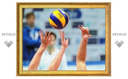 Волейболистки «Новомосковочки» успешно завершили тур
