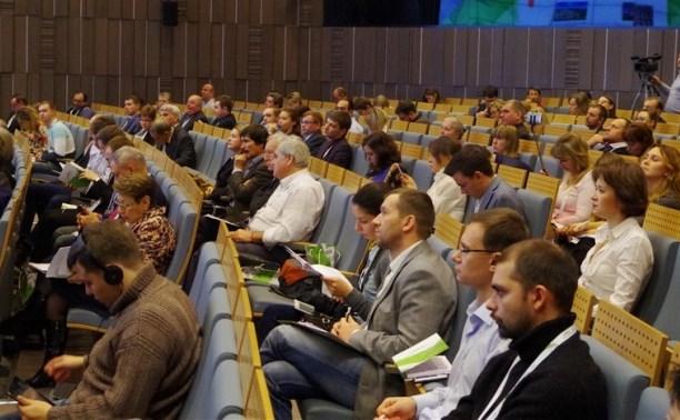 Владимир Груздев рассказал об успехах Тульской области на Международном форуме