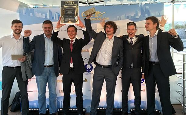 В Москве туляки из DOCKLAND получили «Золотой кирпич»