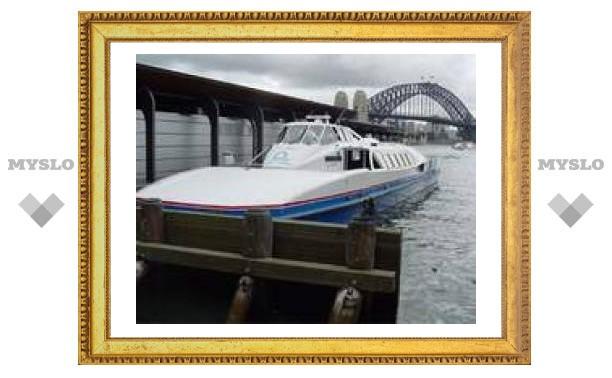 Трое человек погибли в кораблекрушении в Сиднейской бухте