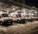 В Щёкинском районе скорая не могла проехать к пациенту из-за нерасчищенной дороги