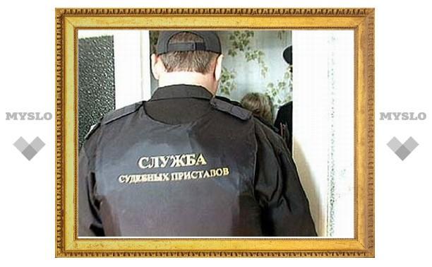 Приставы заставят должников отдавать не меньше 500 рублей