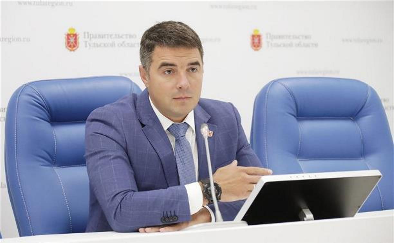 В минздраве Тульской области не подтвердили информацию об отставке Алексея Эрка