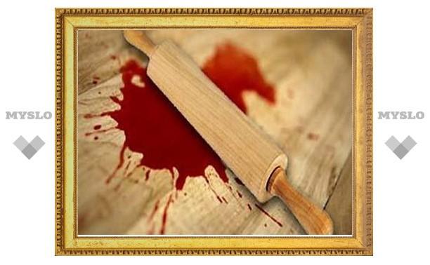 Тулячка убила скалкой своего мужа